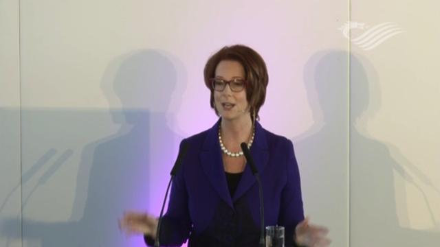 Women in Public Life: Julia Gillard