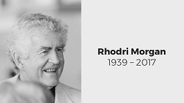 Funeral of former First Minister Rhodri Morgan