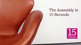 #Assembly15 - National Assembly is 15-years-old