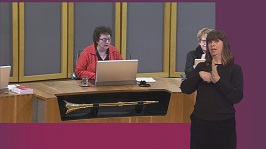 Debate on the Petitions Committee report : P-04-628 To improve Access to Education and Services in British Sign Language